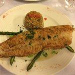 Filet de fera  (fish from Lake Leman)