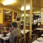 Main small restaurant hall