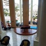 piano bar area