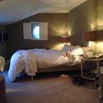 Bedroom of room 4