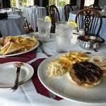 Henry VIII Sandwishes + 8oz Beef Burger