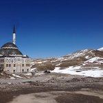 Skiing Mt Erciyes