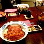 鳗鱼茶渍饭套餐