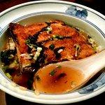 鳗鱼茶渍饭