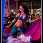 Bellydance night..lots of fun