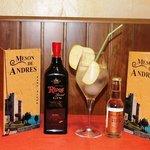 Gin Tonic que presentamos en el concurso de Fuengirola
