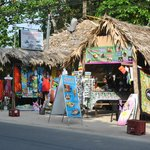 Puerto Viejo and the wonderful street shops!