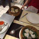 Cantonese steamed and Vege Rice dumplings