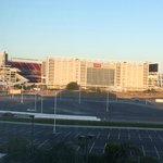 View from room -- Levis Stadium
