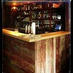 Un bar accueillant