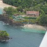Hacienda Del Mar by air