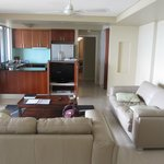 well appointed 2 bedroom unit