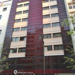 Fachada Hotel Príncipe Lisboa - foto diurna