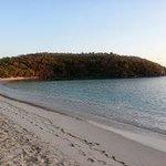 Hawksnest Beach sunrise