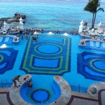 Infinity Pool and Ocean