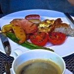 Breakfast at Cucina