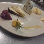 ... i formaggi dell'Osteria