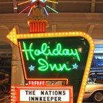 Holiday Inn Sign