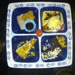 Mixed desert platter <3