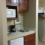 kitchenette king suite