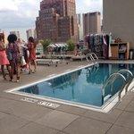 The Plunge Pool @ James SoHo
