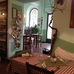 Homey atmosphere and fantastic food