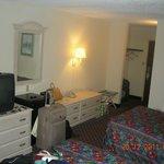suite com 2 camas de casal
