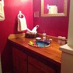 Wash room/closet