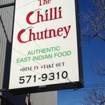 Outdoor Signage, The Chilli Chutney  |  935 Rosser Avenue, Brandon, Manitoba R7A0L3 , Canada