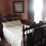 Wife's bedroom