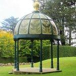 Garden Glass Canopy
