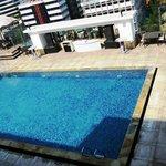 Pool side - Open terrace !
