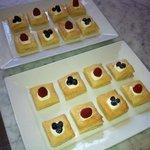 Fruit Tart Pastries -- YUM!!