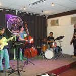 2014-02-18 Raymund de la Pena, Simon Tan, Rey Vinoya and Rick Countryman