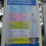 schedules of the mass in diff language