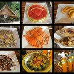 Our picnic spread