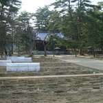 毛越寺遺跡