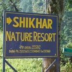 Way to Shikhar Nature Resort