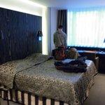 superior room - kamer
