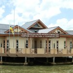 The Kampong Ayer Cultural and Tourism Gallery