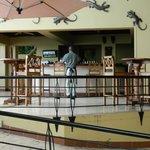 Chobe Safari Lodge Bar Area