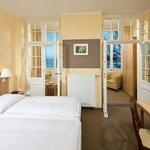 Doppelzimmer mit Logia und Meerblick
