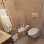 Camera Iris, il bagno