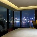 Amazing view and a really comfortable bed