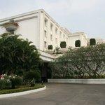 Taj Deccan Facade