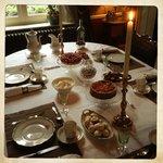 De 19de-eeuwse tafel