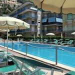 Pietra di Luna Hotel Maiori  Swimming Pool