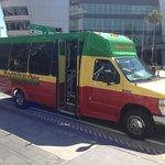 The Rasta Bus