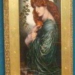 Rossetti「Proserpine」
