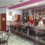 Bar La Caramba. Motril centre.